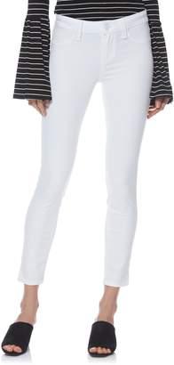 Paige Verdugo Faux Pocket Crop Skinny Jeans