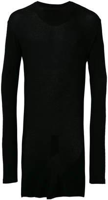 Julius longline longsleeved T-shirt