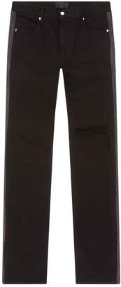 RtA 97 Two Tone Lamskin Jeans