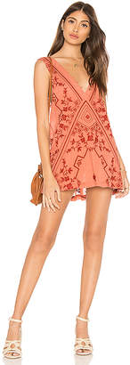 Free People Sweetest Shifty Slip Dress