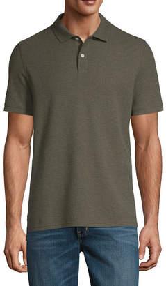 006657c7ab9 ST. JOHN'S BAY Mens Short Sleeve Polo Shirt
