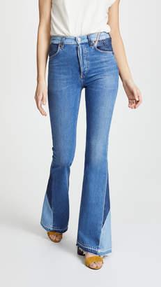 Atelier Jean Janis Flare Jeans