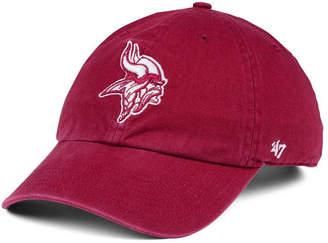 '47 Minnesota Vikings Cardinal Clean Up Cap