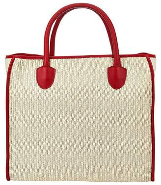 Asha By Ashley Mccormick Macaroni Beach Tote