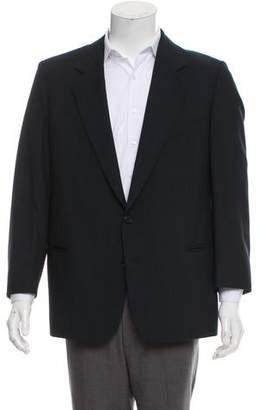 Valentino Tonal Striped Blazer