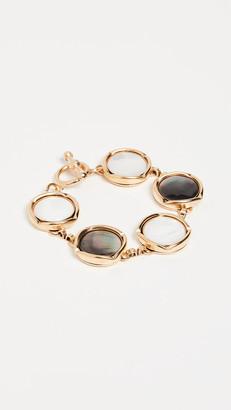 Eliza J Brinker & Bright Side Bubble Bracelet