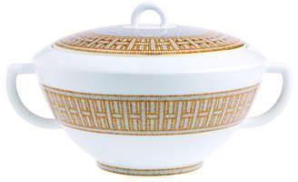 Hermes Mosaique au 24 Soup Tureen