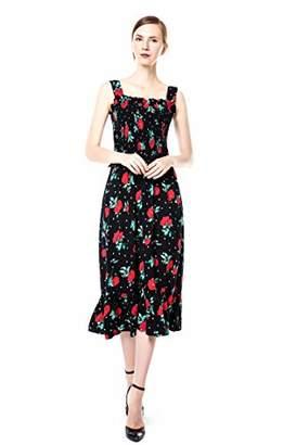 b160a293eac Blue Rainbow Sleeveless Jacquard Dress (XL)