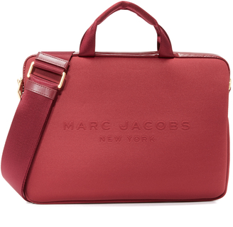 "Marc Jacobs Commuter Neoprene 13"" Computer Case $125 thestylecure.com"