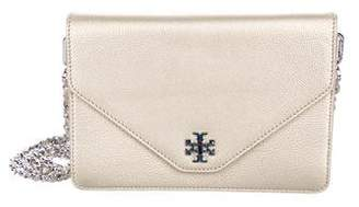 Tory Burch Metallic Kira Crossbody Bag w/ Tags