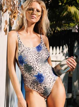 Thrills Jungle High Cut One Piece