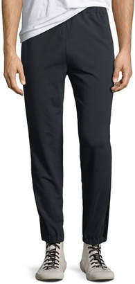 Theory Men's Caliber Terry Tech Jogger Pants