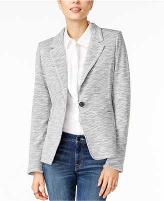 Tommy Hilfiger Knit Blazer, Only at Macy's $99.50 thestylecure.com