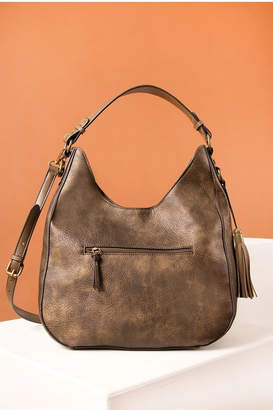 Simply Noelle Fishtail Hobo Bag