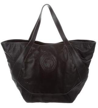 Jonathan Adler Large Leather Tote