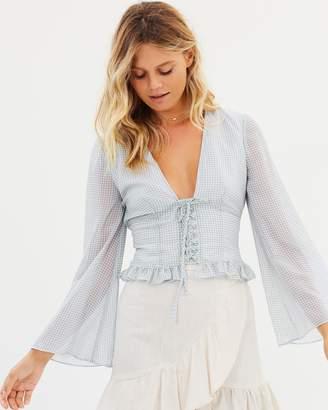 Willa Long Sleeve Top