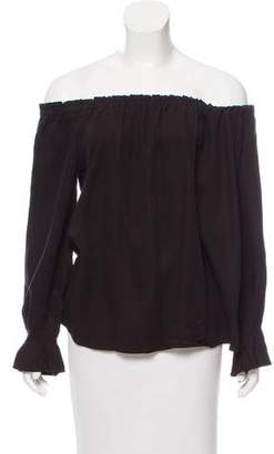 Walter Baker Mia Off-The-Shoulder Top w/ Tags