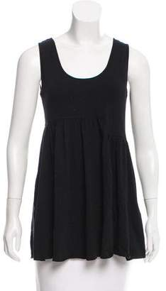 Magaschoni Sleeveless A-Line Top