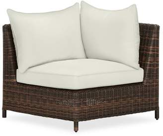Pottery Barn Sectional Armless, Left-Arm, & Right-Arm Sunbrella®; Cushion Slipcover