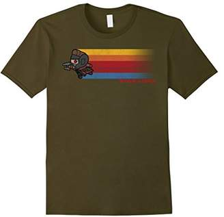 Marvel Guardians Star-Lord Kawaii Rainbow Graphic T-Shirt C2