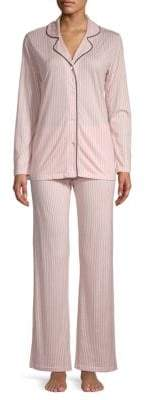 Cosabella Two-Piece Stripe Pajama Set
