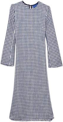 Simon Miller Wells Dress in Country Plaid