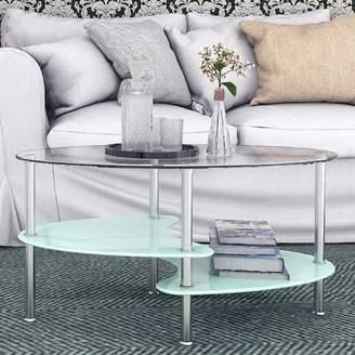 Wrought Studio Hefner Two Tier Coffee Table