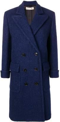 Marni long pea coat