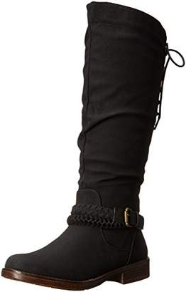 XOXO Women's Montana Harness Boot