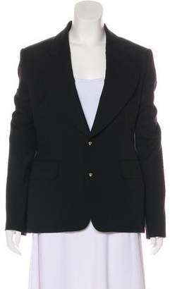 Tom Ford Virgin Wool Structured Blazer w/ Tags