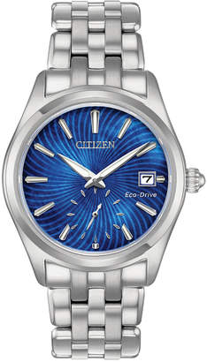 Citizen Women's Eco-Drive Corso Stainless Steel Bracelet Watch 36.2mm