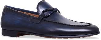 Magnanni Leather Loafers
