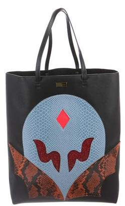 4249b16c6cb Pre-Owned at TheRealReal · Stella McCartney Super Stellar Heroes Tote