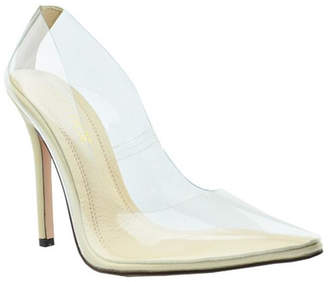 Chloé Chase & Lucite Heel