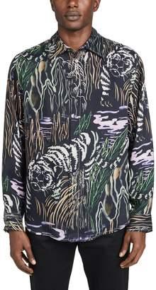 3.1 Phillip Lim Long Sleeve Souvenir Shirt