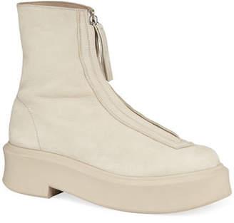 The Row Zipped Boot I