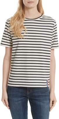 Kule The Modern Stripe Cotton Tee