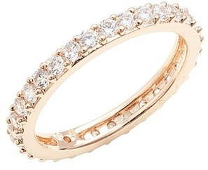 Women's Nadri Cubic Zirconia Pave Band Ring $28.80 thestylecure.com