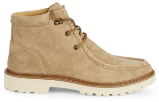 Sperry Windsor Suede Lace-Up Boots
