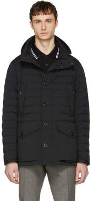 Moncler Black Down Cigales Jacket