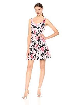 Nine West Women's Fit and Flare Tank Dress