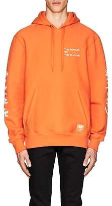 Wu Wear Men's Logo Fleece Hoodie