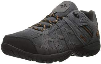 Columbia Men's Redmond Leather Omni-tech Hiking Shoe