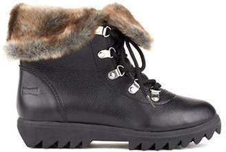 Cougar Zag Waterproof Leather Ankle Boots
