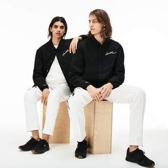 Lacoste Men's LIVE Signature Taffeta Jacket