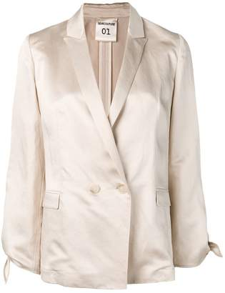 Semi-Couture Semicouture double-breasted blazer