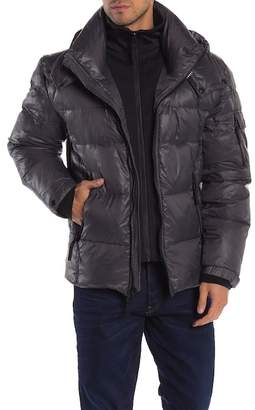 S13 Downhill Quilted Down Jacket