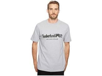 Timberland Cotton Core Short Sleeve T-Shirt