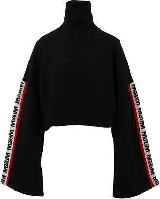 MSGM Roll-up Neck Over Sweat