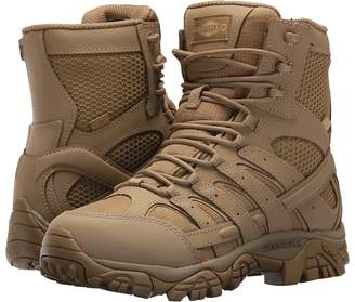 Merrell Work Moab 2 8 Tactical Waterproof Women's Lace-up Boots